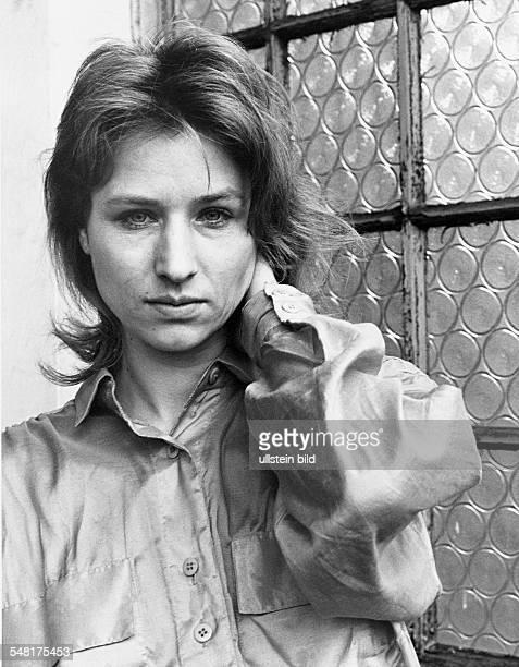 Harfouch Corinna Actress GDR