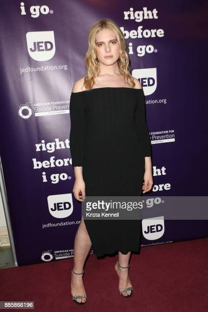 Hari Nef attends 'Right Before I Go' One Night Only Benefit Performance at Town Hall on December 4 2017 in New York City