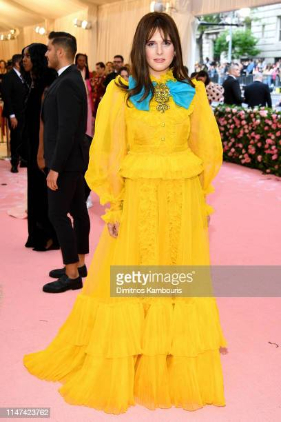 Hari Nef attends The 2019 Met Gala Celebrating Camp Notes on Fashion at Metropolitan Museum of Art on May 06 2019 in New York City