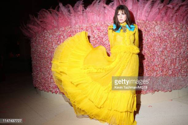 Hari Nef attends The 2019 Met Gala Celebrating Camp: Notes on Fashion at Metropolitan Museum of Art on May 06, 2019 in New York City.