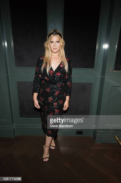 """Hari Nef attends The """"Assassination Nation"""" Premiere Party during the 2018 Toronto International Film Festival held at Mister C on September 11, 2018..."""