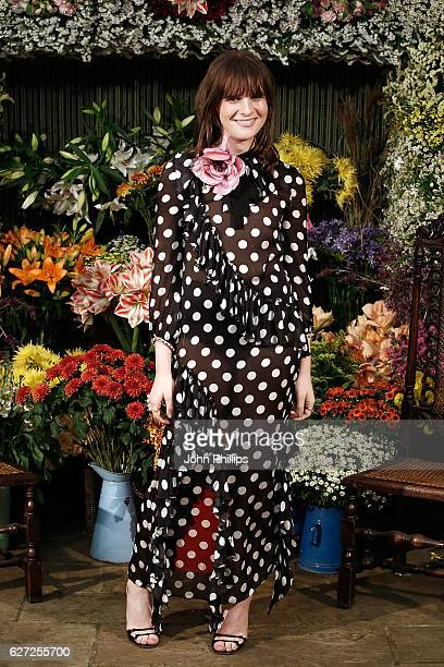 Hari Nef attends the gala dinner as The Business of Fashion Presents VOICES on December 2 2016 in Oxfordshire England