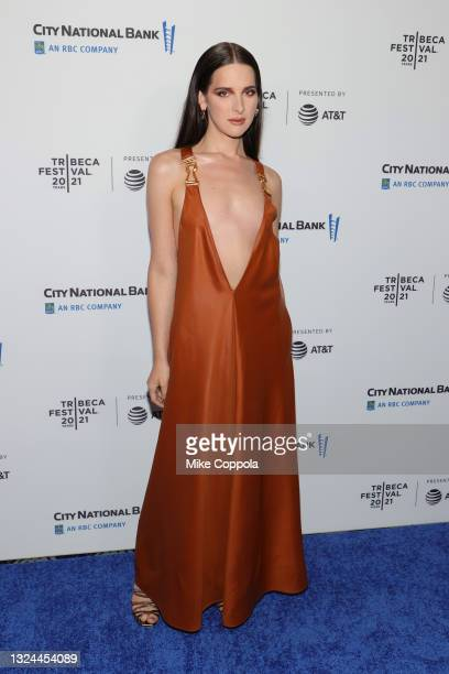 """Hari Nef attends the """"Untitled: Dave Chappelle Documentary"""" Premiere during the 2021 Tribeca Festival at Radio City Music Hall on June 19, 2021 in..."""
