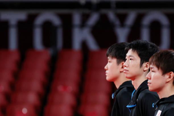JPN: Table Tennis - Olympics: Day 11