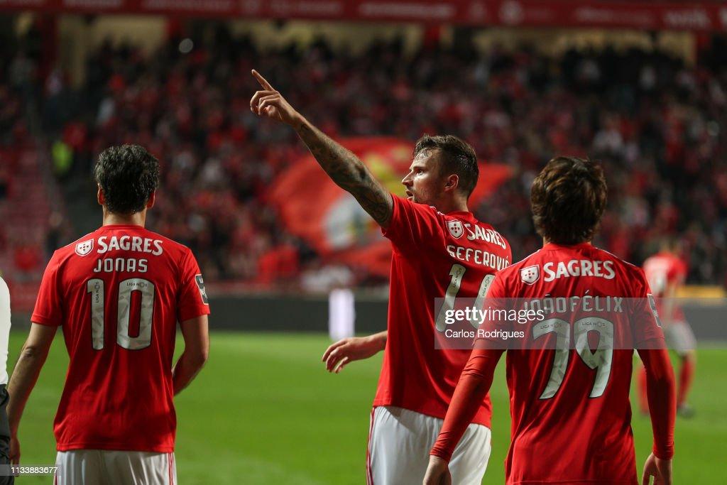 SL Benfica v CD Tondela - Liga NOS : News Photo