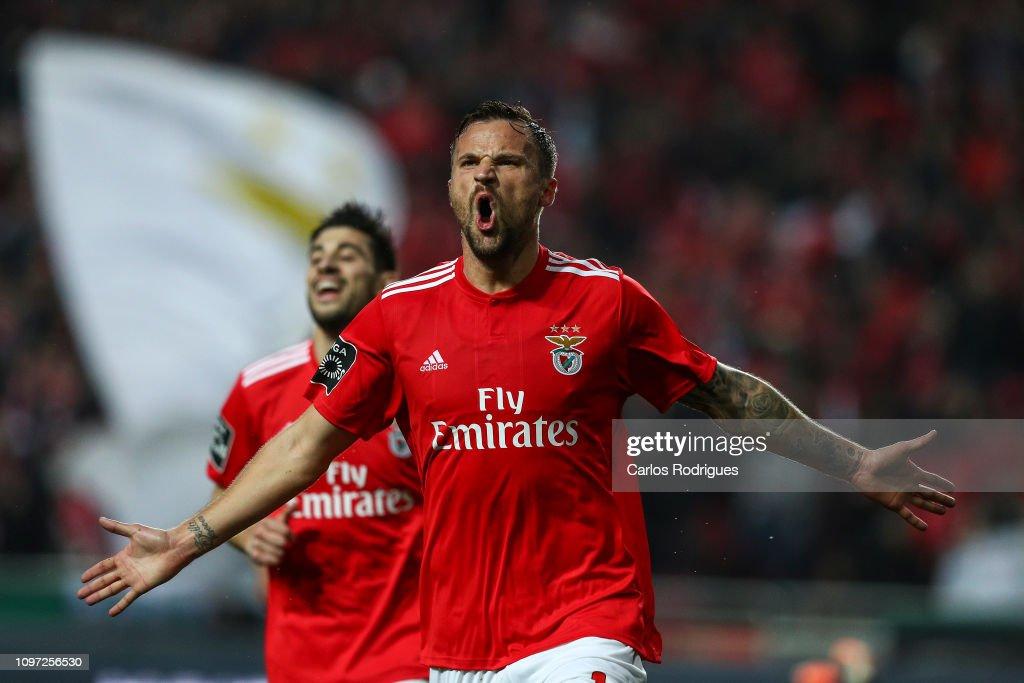 SL Benfica v CD Nacional - Liga NOS : News Photo