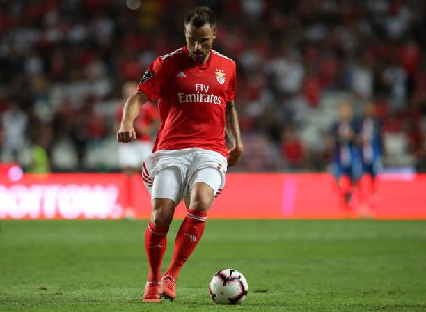 Maillot SL Benfica Grimaldo