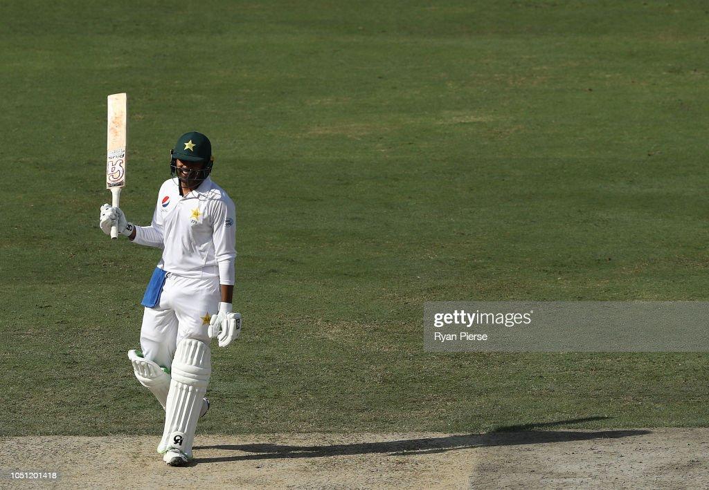 Pakistan v Australia: 1st Test - Day Two : News Photo