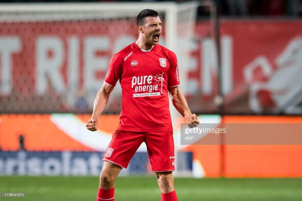 Haris Vuckic Of Fc Twente During The Dutch Eredivisie Match Between News Photo Getty Images