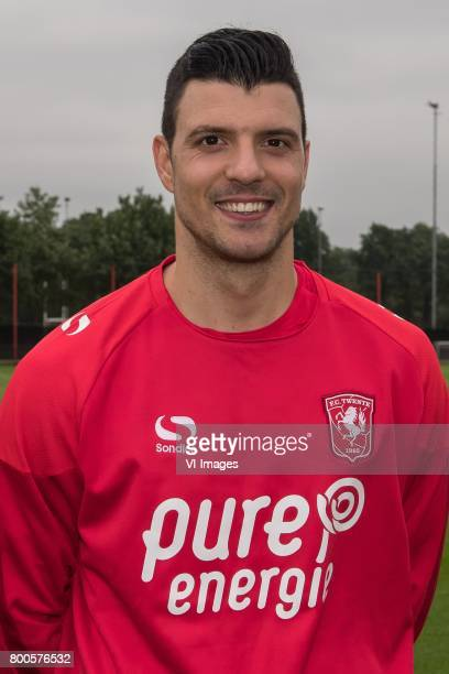 Haris Vuckic of FC Twenteduring a training session at Trainingscentrum Hengelo on June 24 2017 in Hengelo The Netherlands