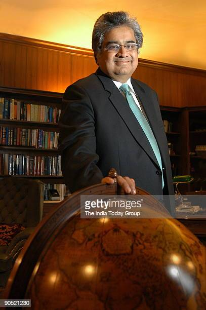 Harish Salve Lawyer and former Solicitor General of India