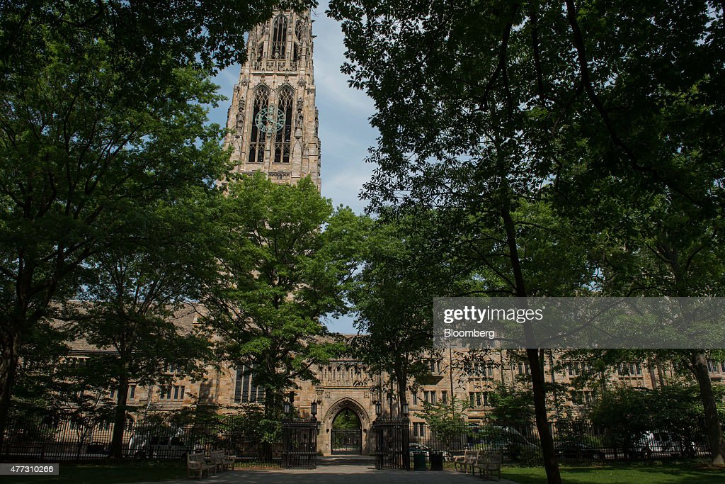 Views Of Yale University As Ivy League Pay Soars : News Photo