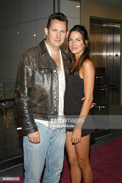 Harland Williams and attend Harry Morton's Pink Taco Restaurant Celebrates the Opening of New Los Angeles Outpost at Pink Taco on June 28 2007 in...