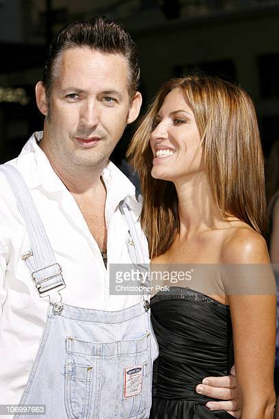 Harland Williams and Brittney Rice during 'Employee of the Month' Premiere Arrivals at Mann's Chinese Theatre in Hollywood California United States