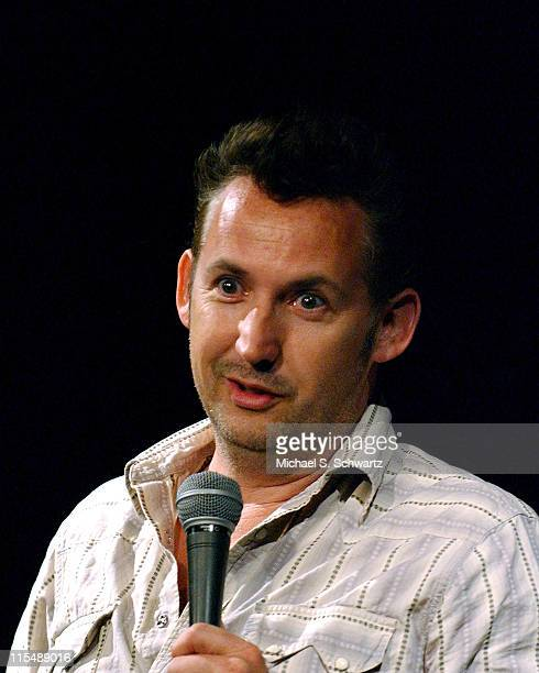 Harland Williams during Collegehumorcom Presents Comedy Juice Starring Harland Williams at The Hollywood Improv in Los Angeles California United...