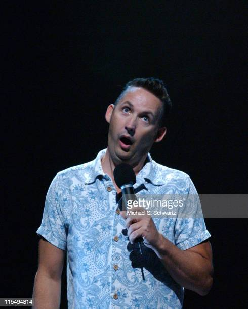 Harland Williams during Comedians Perform at The Big Bad Ass Comedy Show August 11 2006 at The Alex Theatre in Glendale California United States