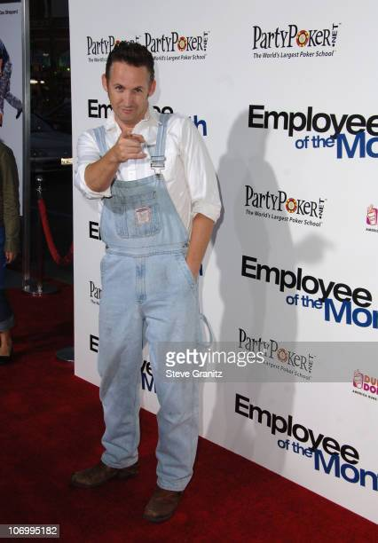 Harland Williams during 'Employee of the Month' Premiere Arrivals at Mann's Chinese Theater in Hollywood California United States