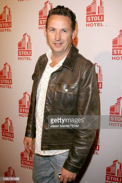 Harland Williams during Grand Opening of the Stoli Hotel in Hollywood May 2 2007 at Stoli Hotel in Hollywood California United States