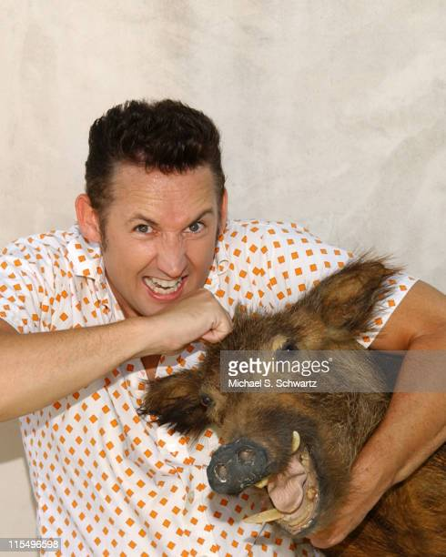 Harland Williams during Harland Williams Photo Session at Private Residence in Hollywood CA United States