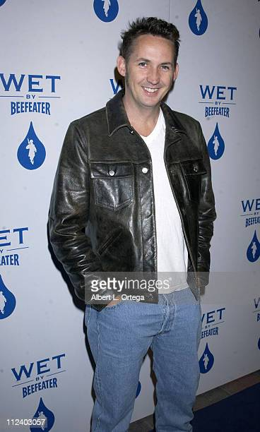 Harland Williams during Launch Party For WET By Beefeater at Henson Studios in Hollywood California United States