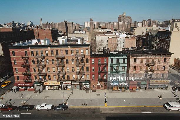 harlem - harlem stock pictures, royalty-free photos & images