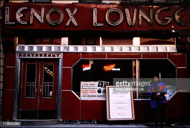 Harlem renaissance In New York United States On November 06 2000