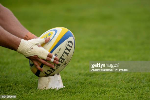 249 Rugby Kicking Tee Photos And Premium High Res Pictures Getty Images