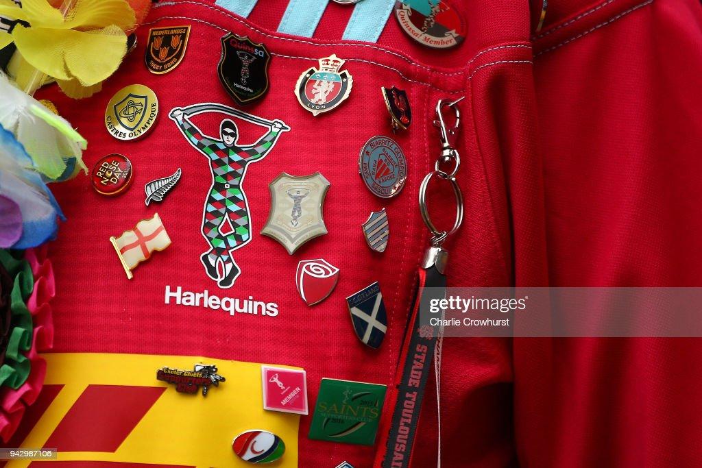 Harlequins v London Irish - Aviva Premiership : News Photo