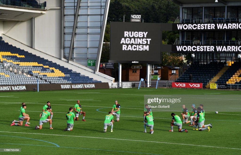 Worcester Warriors v Harlequins - Gallagher Premiership Rugby : ニュース写真