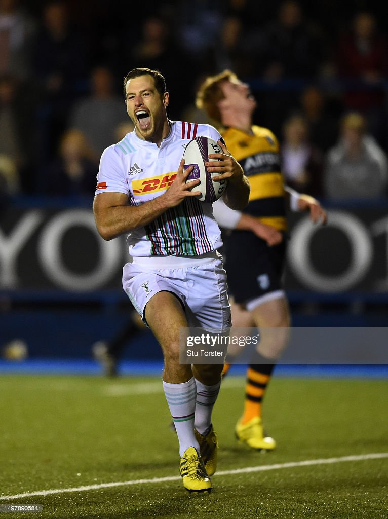 Cardiff Blues v Harlequins - European Rugby Challenge Cup
