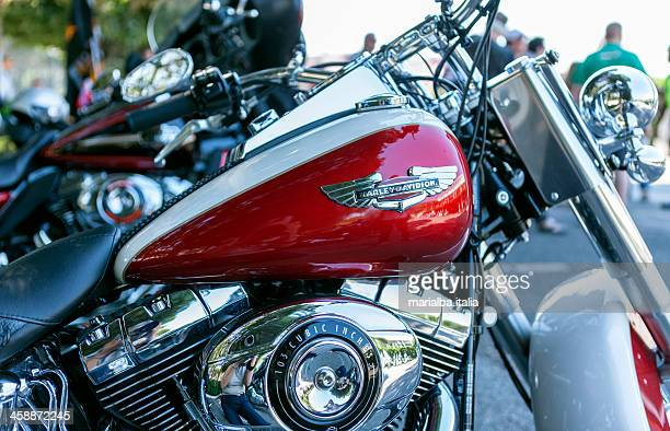 harley davidson - brand name stock pictures, royalty-free photos & images