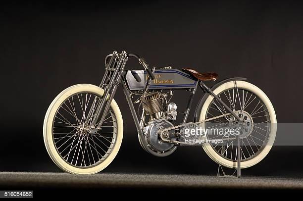 Harley Davidson Racer 1913 By Simon Clay