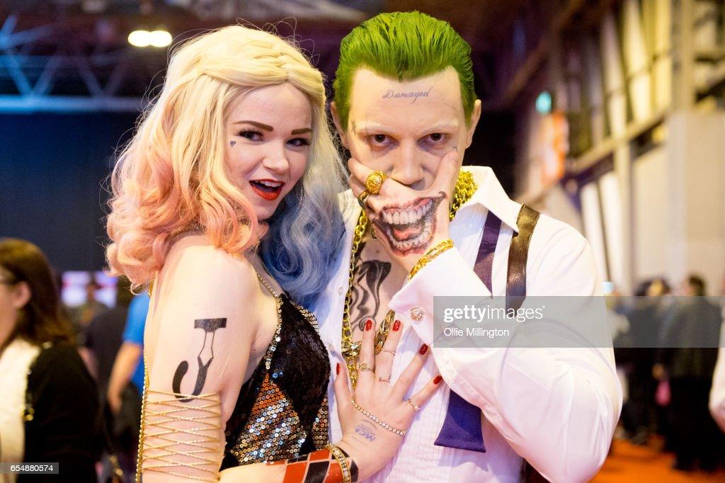 MCM Birmingham Comic Con 2017 : News Photo