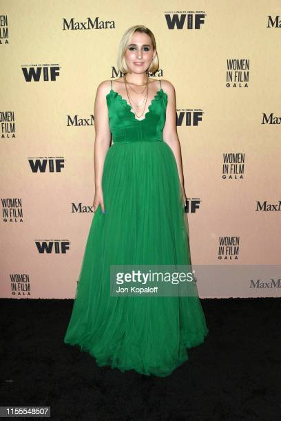 Harley Quinn Smith attends the Women in Film Annual Gala presented by Max Mara at The Beverly Hilton Hotel on June 12 2019 in Beverly Hills California