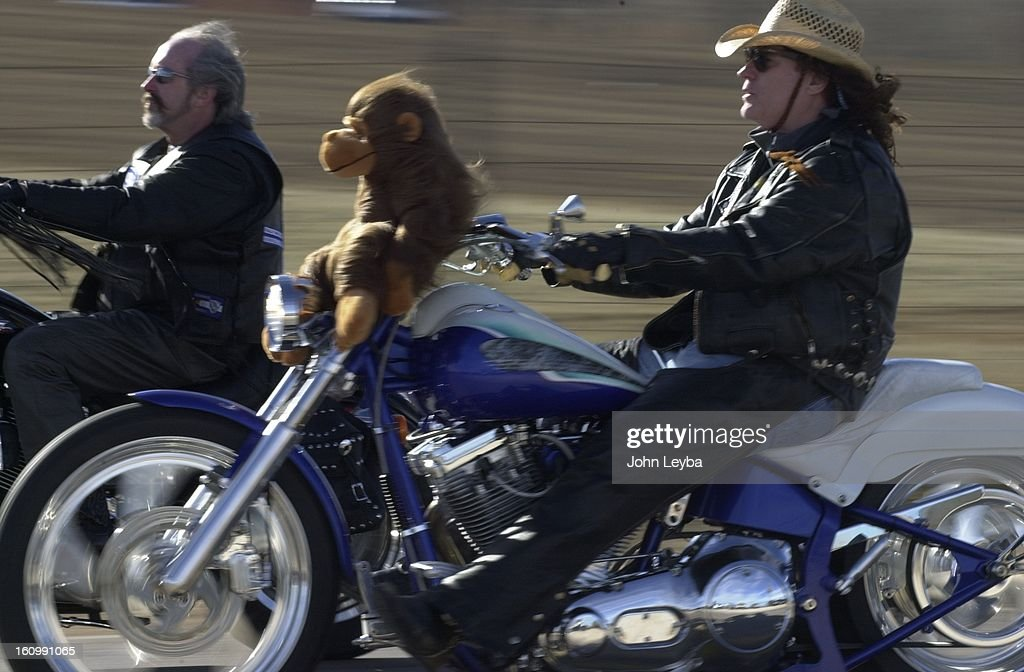 Harley riders partited in the Rocky Mountain Harley Davidson ...