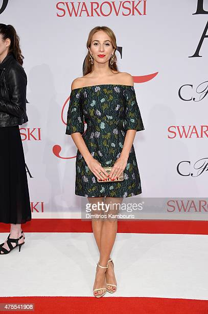 Harley VieraNewton attends the 2015 CFDA Fashion Awards at Alice Tully Hall at Lincoln Center on June 1 2015 in New York City