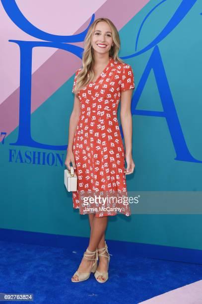 Harley Viera-Newton attends the 2017 CFDA Fashion Awards at Hammerstein Ballroom on June 5, 2017 in New York City.