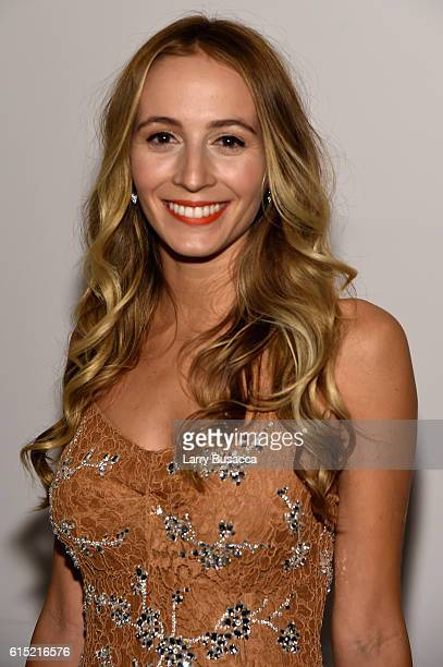 Harley Viera-Newton attends the God's Love We Deliver Golden Heart Awards on October 17, 2016 in New York City.