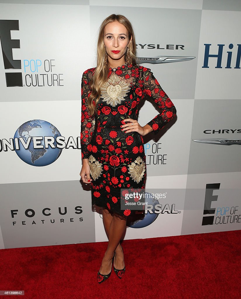 Harley Viera-Newton attends Universal, NBC, Focus Features and E! Entertainment 2015 Golden Globe Awards After Party sponsored by Chrysler and Hilton at The Beverly Hilton Hotel on January 11, 2015 in Beverly Hills, California.