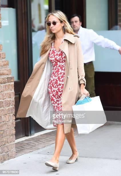 Harley VieraNewton is seen walking in Soho on May 10 2018 in New York City