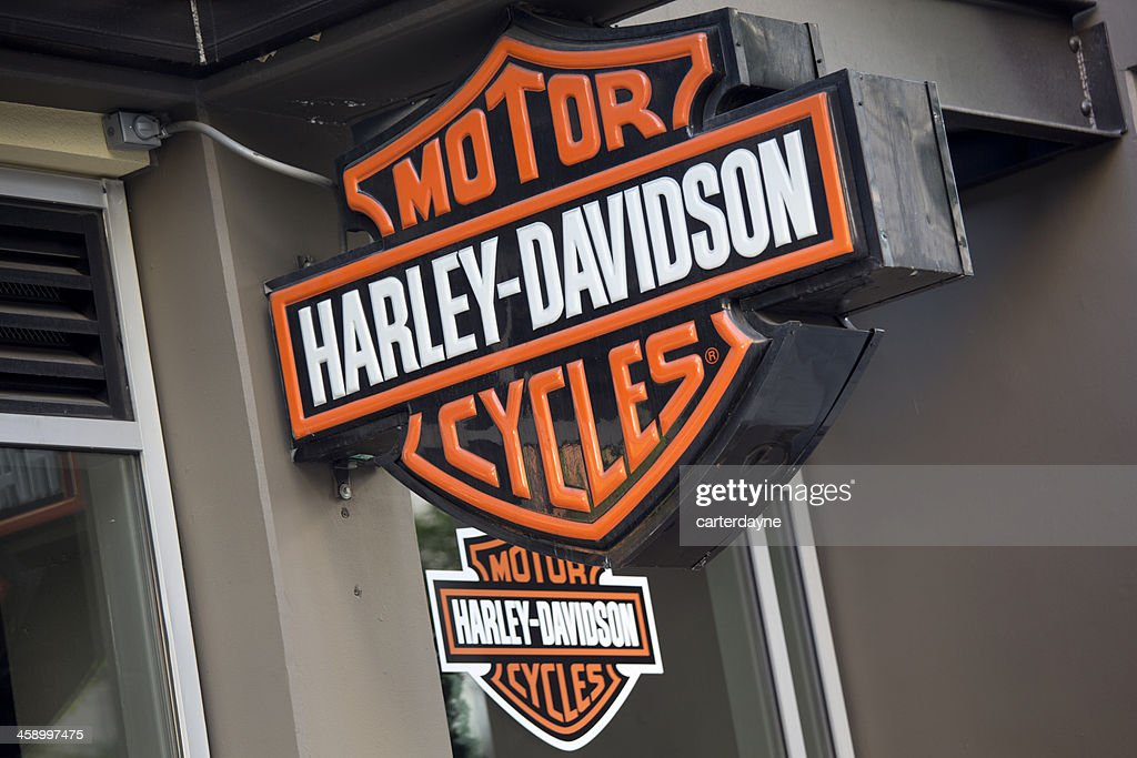 Harley Davidson Seattle >> Harleydavidson Motorcycle Store Seattle Stock Photo Getty