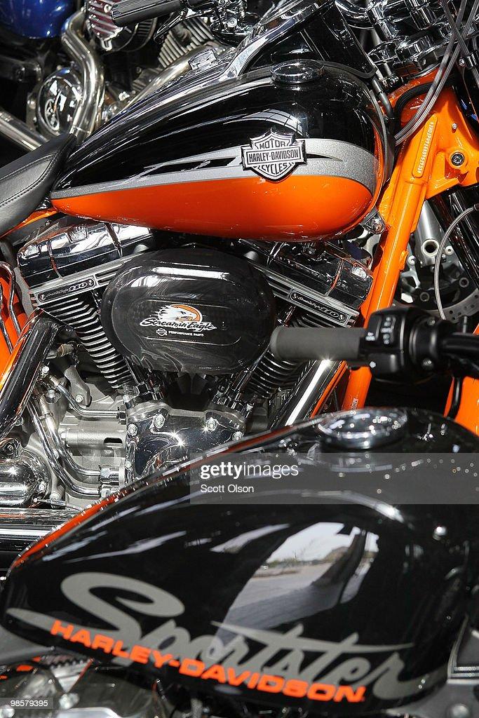Harley Davidson's Q1 Profits Drop 72 Percent Photos and Images ...