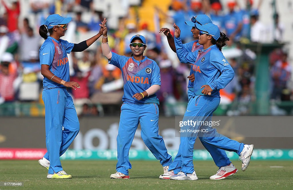 Women's ICC World Twenty20 India 2016: West Indies v India