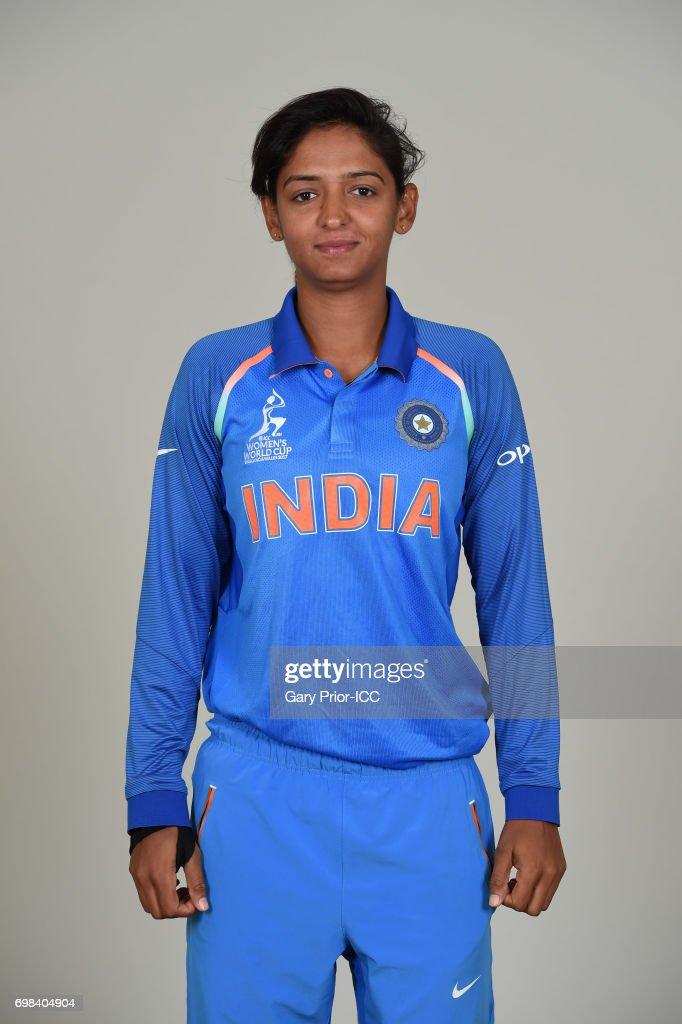 ICC Women's World Cup - India Headshots