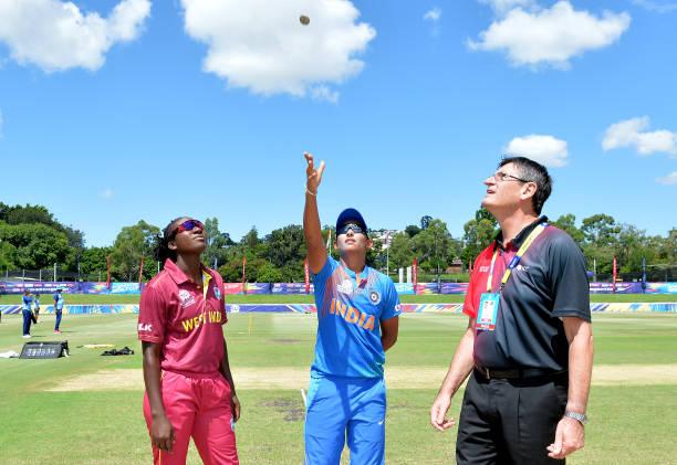 AUS: India v West Indies - Warm Up Match: ICC Women's T20 Cricket World Cup