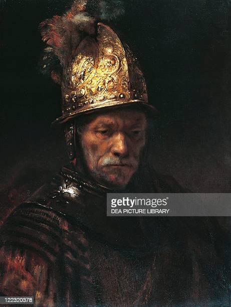 Harmenszoon van Rijn Rembrandt The Man with the Golden Helmet