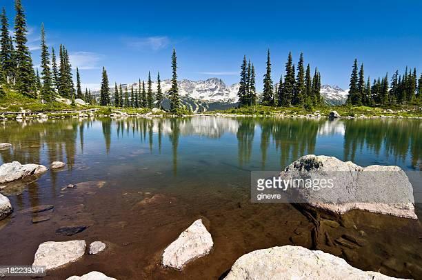 Harmony Lake, Whistler