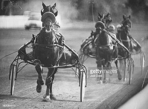 OCT 17 1974 Harness Racing