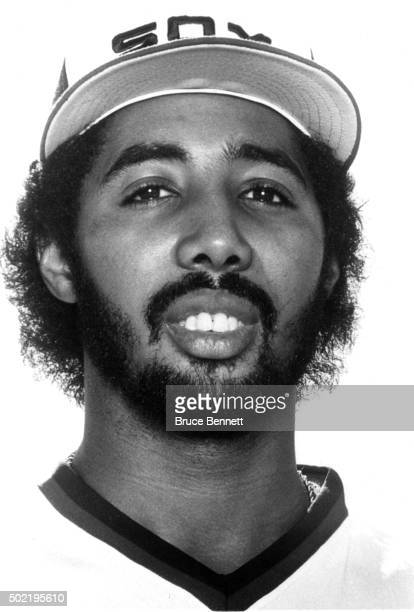 Harold Baines of the Chicago White Sox poses for a portrait in March 1982 in Chicago Illinois