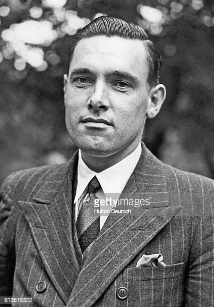 Harold Le Druillenee of St. Helier, Jersey, survives the World War II Nazi concentration camp at Belsen to give evidence at the trial of the camp's...
